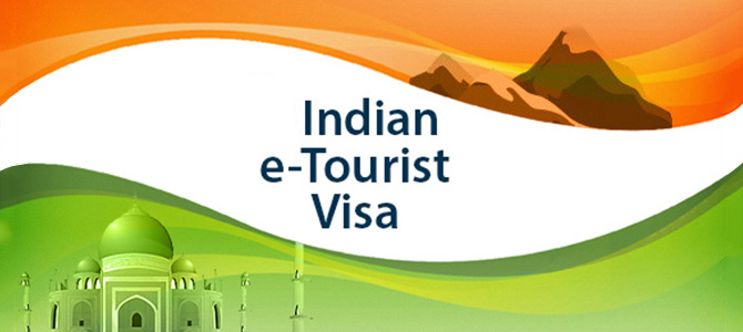 £20 – India e visa on arrival service for British Citizens