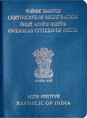 OCI Application UK